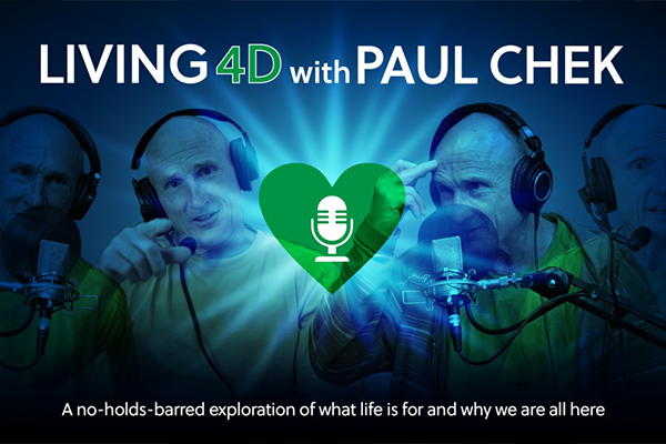 Living 4D with Paul Chek Podcast