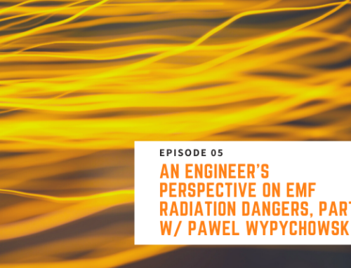 005 // Pawel Wypychowski – An Engineer's Perspective on EMF Radiation Dangers, Part 1