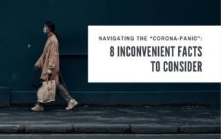 navigating corona panic