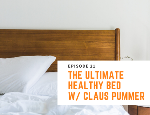 021 // Claus Pummer – The Ultimate Healthy Bed