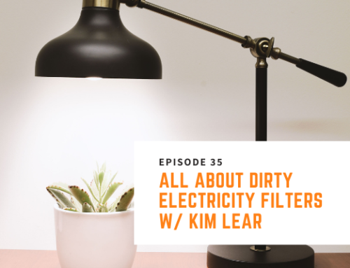 035 // Kim Lear – All About Dirty Electricity Filters