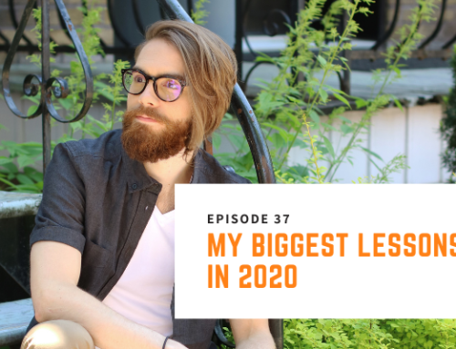 037 // Nick Pineault – My Biggest Lessons in 2020