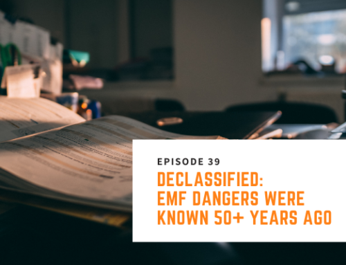 039 // Nick Pineault – Declassified: EMF Dangers Were Known 50+ Years Ago