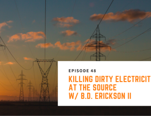 048 // B.D. Erickson II – Killing Dirty Electricity At The Source