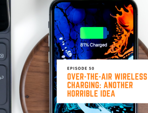 050 // Nick Pineault – Over-The-Air Wireless Charging: Another Horrible Idea