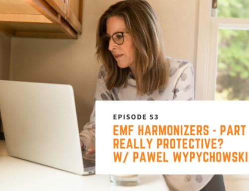 053 // Pawel Wypychowski – EMF Harmonizers – Part 2: Really Protective?